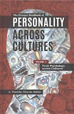 The Praeger Handbook of Personality Across Cultures (nr. 1)
