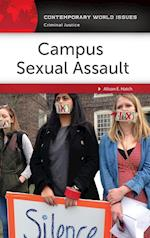 Campus Sexual Assault (Contemporary World Issues)