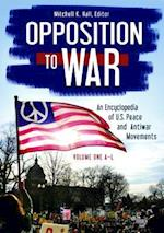 Opposition to War