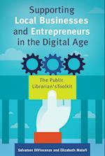 Supporting Local Businesses and Entrepreneurs in the Digital Age