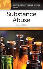 Substance Abuse: A Reference Handbook, 2nd Edition (Contemporary World Issues)