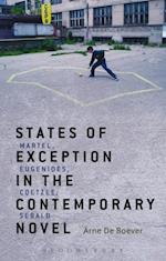 States of Exception in the Contemporary Novel af Arne De Boever