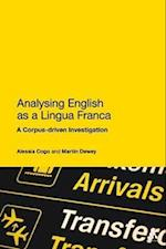 Analyzing English as a Lingua Franca af Martin Dewey