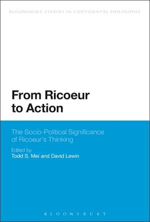 From Ricoeur to Action af David Lewin