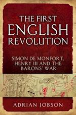 First English Revolution af Adrian Jobson