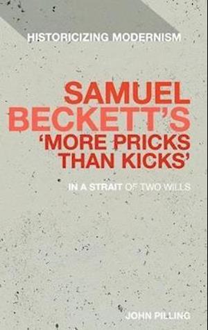 Beckett's 'more Pricks Than Kicks'