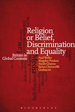 Religion or Belief, Discrimination and Equality af Sariya Cheruvallil-Contractor