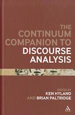 Continuum Companion to Discourse Analysis af Brian Paltridge
