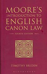 Moore's Introduction to English Canon Law