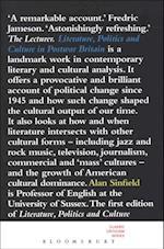 Literature, Politics and Culture in Postwar Britain (Classic Criticism)