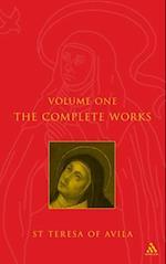 Complete Works St. Teresa Of Avila Vol1