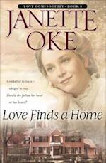Love Finds a Home (Love Comes Softly Book #8) (Love Comes Softly)