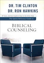 Quick-Reference Guide to Biblical Counseling af Dr. Ron Hawkins