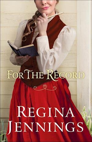 Bog, hardback For the Record af Regina Jennings