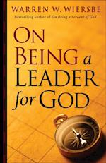 On Being a Leader for God