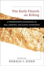 Early Church on Killing