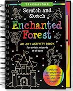 Scratch and Sketch Enchanted Forest (Scratch and Sketch)