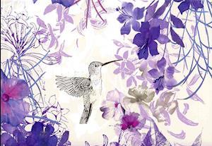 Note Card Hummingbird