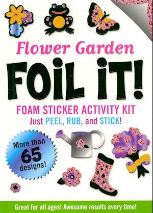 Large Foil It! Flower Garden