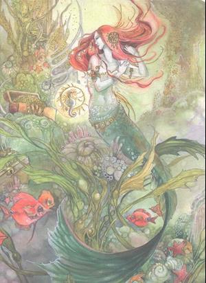 Mermaid Journal (Diary, Notebook)