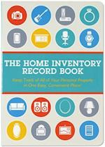 The Home Inventory Record Book