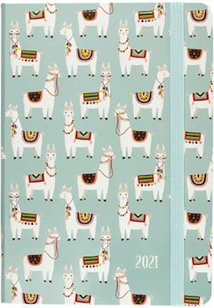 2021 SM Llamas Calendar