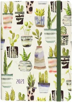 2021 SM Watercolor Succulents Cal