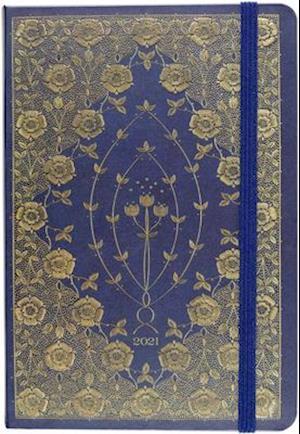 2021 SM Gilded Rosettes Calendar