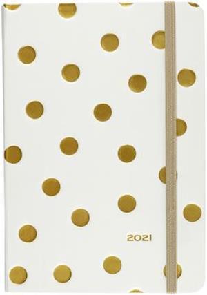 2021 SM Gold Dots Calendar