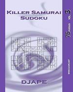 Killer Samurai Sudoku Vol. 3 af Djape