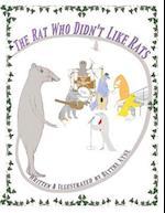 The Rat Who Didn't Like Rats af Blythe Ayne
