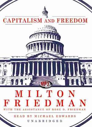 Lydbog, CD Capitalism and Freedom af Milton Freidman