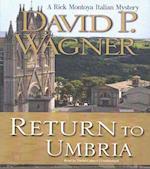 Return to Umbria (Rick Montoya Italian Mysteries)