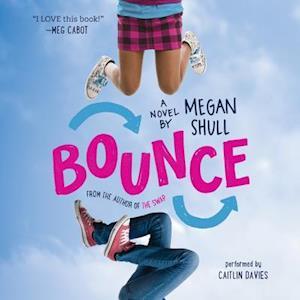 Lydbog, CD Bounce af Megan Shull