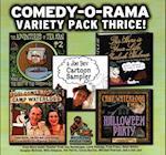 Comedy-o-rama Variety Pack Thrice