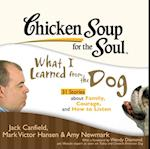 Chicken Soup for the Soul: What I Learned from the Dog - 31 Stories about Family, Courage, and How to Listen