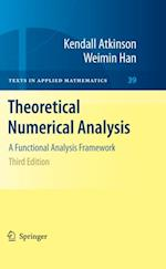 Theoretical Numerical Analysis (TEXTS IN APPLIED MATHEMATICS)
