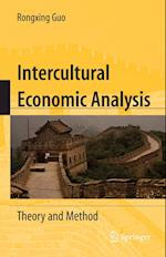 Intercultural Economic Analysis af Rongxing Guo