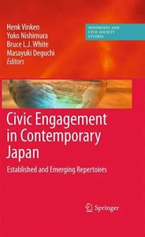 Civic Engagement in Contemporary Japan : Established and Emerging Repertoires