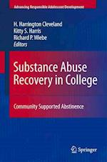 Substance Abuse Recovery in College (Advancing Responsible Adolescent Development)