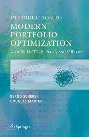 Modern Portfolio Optimization with Nuopt, S-Plus(r), and S+bayes