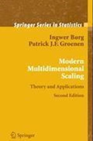 Modern Multidimensional Scaling : Theory and Applications