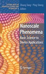 Nanoscale Phenomena (Lecture Notes in Nanoscale Science and Technology, nr. 2)