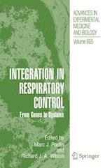 Integration in Respiratory Control (ADVANCES IN EXPERIMENTAL MEDICINE AND BIOLOGY, nr. 605)