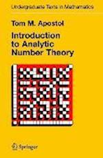 Introduction to Analytic Number Theory (Undergraduate Texts in Mathematics)