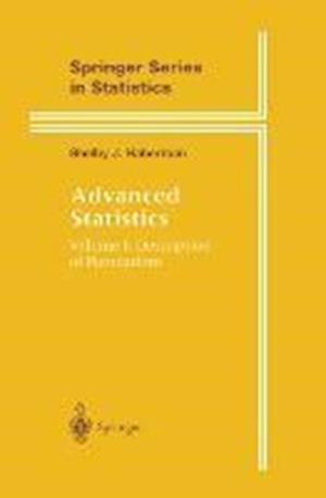 Advanced Statistics: Description of Populations