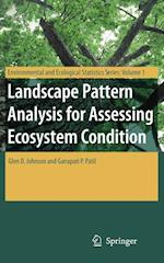 Landscape Pattern Analysis for Assessing Ecosystem Condition (Environmental And Ecological Statistics, nr. 1)