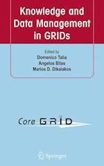 Knowledge and Data Management in GRIDs