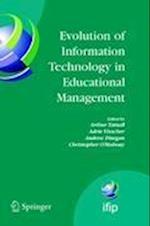 Evolution of Information Technology in Educational Management af Andrew Finegan, Adrie J Visscher, Arthur Tatnall