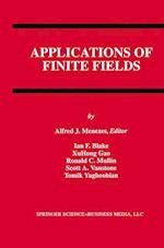 Applications of Finite Fields (Springer International Series in Engineering and Computer Science, nr. 199)